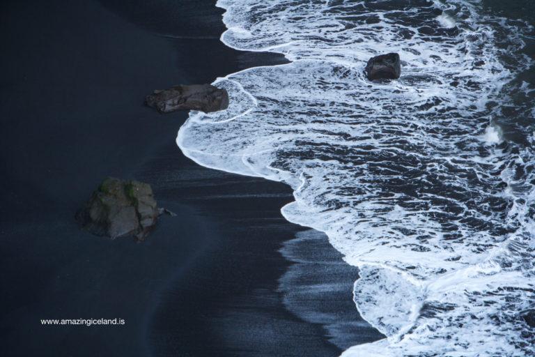 Black sand beach Reynisfjara