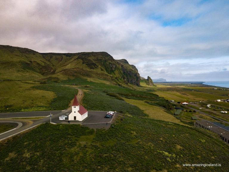 Church in Vík í Mýrdal