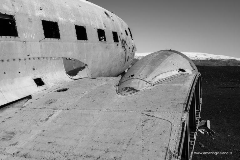 Douglas C-117 Plane wreck on Sólheimasandur