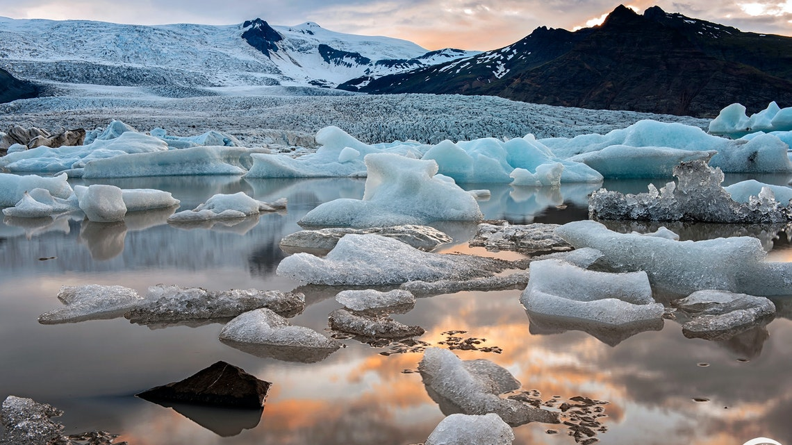 Glacier Photography Private Boat Tours